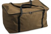 Covercraft® - Zippered Large Tan Tote Bag