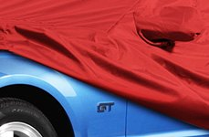 Covercraft® - Form-Fit™ Custom Car Cover on Ford Mustang GT