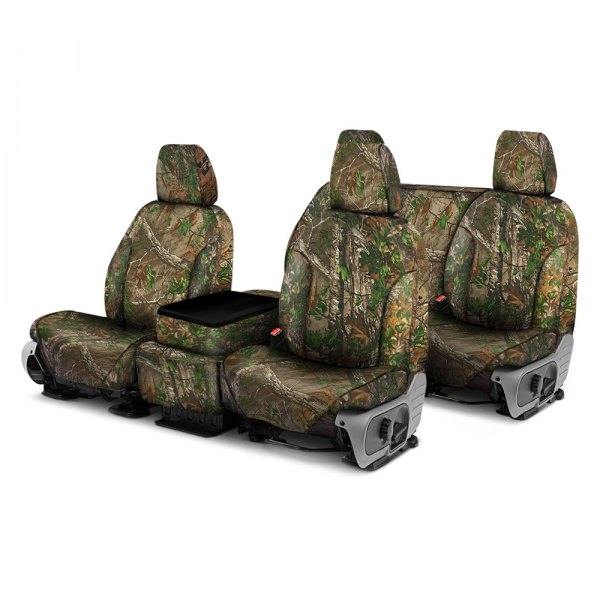 Covercraft® - SeatSaver™ Carhartt Realtree Xtra™ 2 Rows Camo Seat Covers
