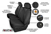 Covercraft® - Carhartt™ SeatSaver™ Seat Cover Features