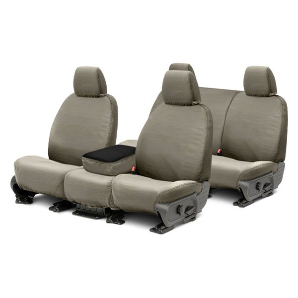 Covercraft® - SeatSaver™ 2 Rows Polycotton Custom Seat Cover
