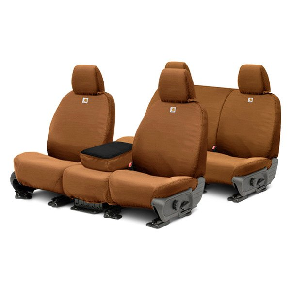Covercraft® - SeatSaver™ Carhartt™ 2 Rows Seat Covers