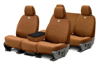 Covercraft® - SeatSaver™ Carhartt™ Brown Seat Covers