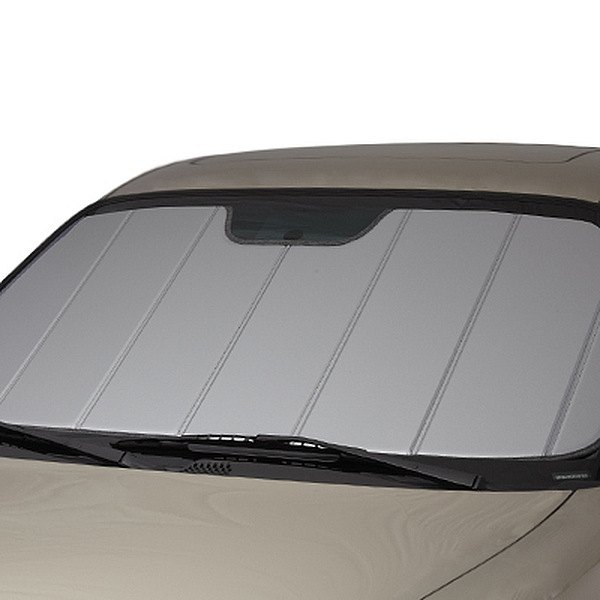 Image may not reflect your exact vehicle! Covercraft® - UVS100™ Silver Heat Shield