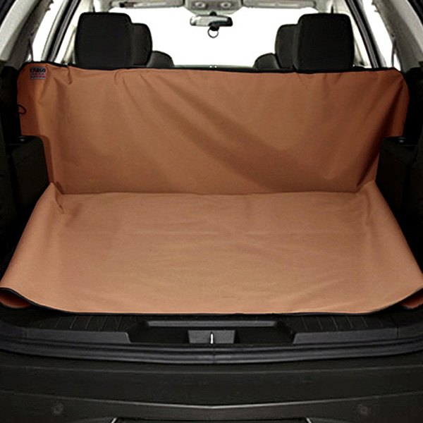 Image may not reflect your exact vehicle! Covercraft® - Universal-Fit Cargo Area Liner™ - Tan