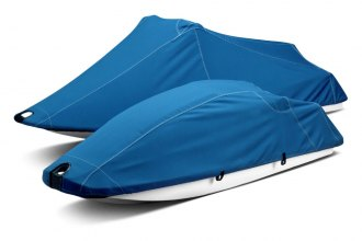 Covercraft® - Pacific Blue Sunbrella™ Custom Fit Watercraft Cover