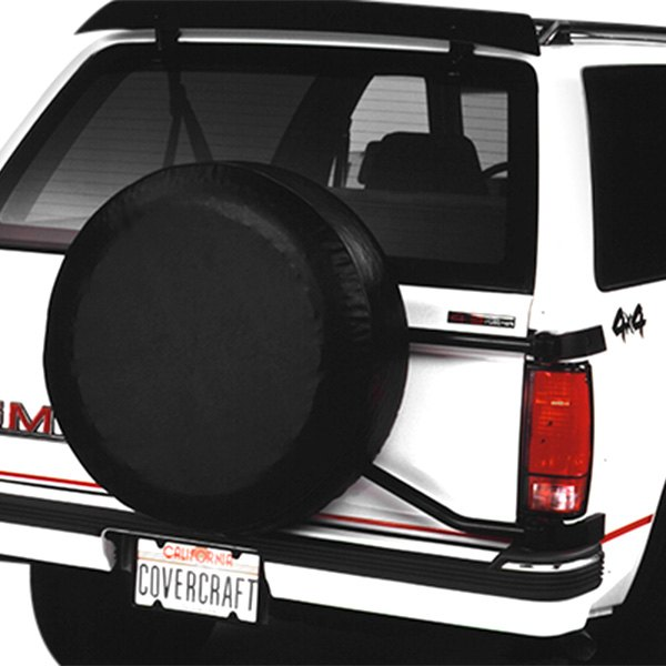 Covercraft ST1001BK Spare Tire Cover Small