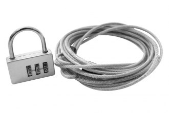 Coverking® - Lock and Cable Kit
