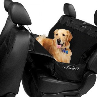 Coverking® - Black Seat Protector for Pets