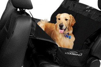 Coverking® - Black Pet Seat Protector