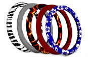 Coverking® - Steering Wheel Grips Styles