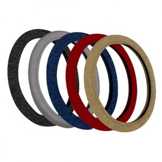 Coverking® - Velour Velour Steering Wheel Cover