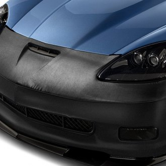 Coverking® - Custom Black Front End Mask