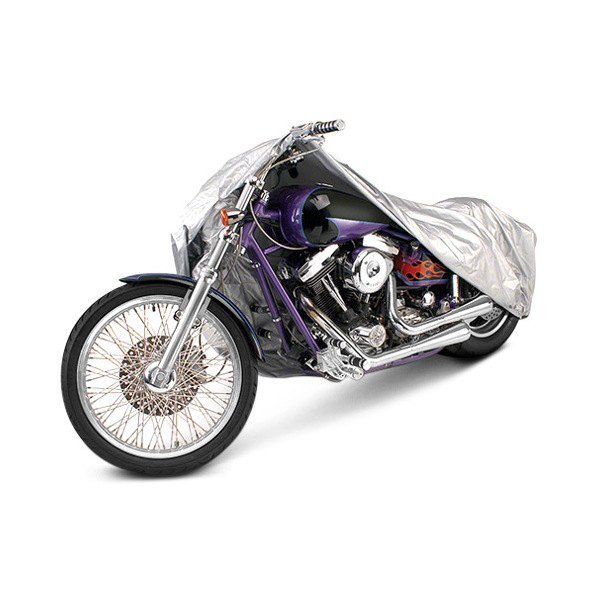 Image may not reflect your exact vehicle! Coverking® - Silverguard Motorcycle Cover