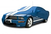 Image may not reflect your exact vehicle! Coverking� - Custom Racing Stripes