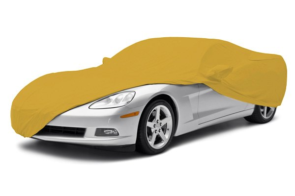 Coverking® - Satin Stretch™ Custom Gold Car Cover