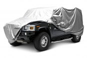 Image may not reflect your exact vehicle! Coverking� - Silverguard� Custom Gray Car Cover