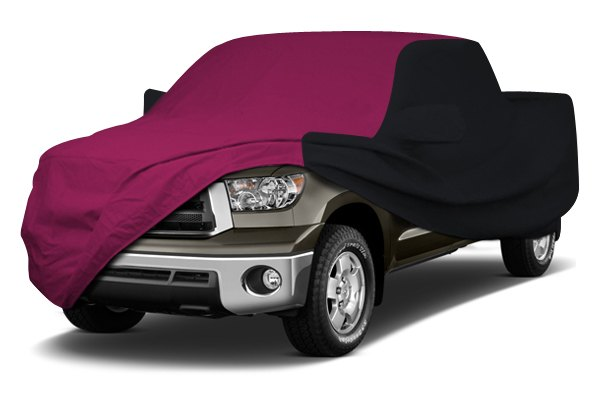 Coverking® - Stormproof™ Custom Wine Car Cover with Black Sides