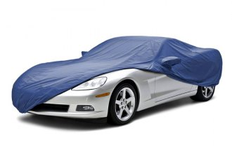 Image may not reflect your exact vehicle! Coverking� - Stormproof� Custom Blue Car Cover
