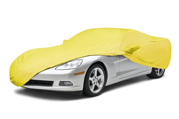 Coverking® - Stormproof™ Custom Yellow Car Cover