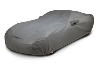 Image may not reflect your exact vehicle! Coverking� - Triguard� Custom Gray Car Cover