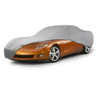 Coverking® - Triguard Gray Car Cover