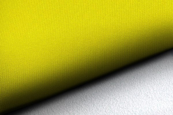 Satin Stretch™ Yellow Material