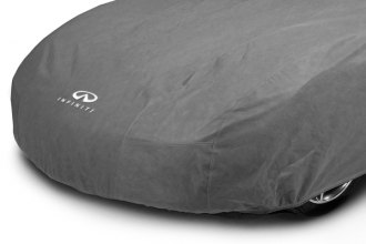 Coverking?? - Front Embroidery Infiniti Logo