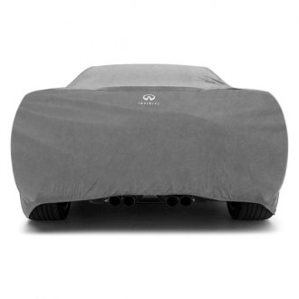 Coverking?? - Rear Embroidery Infiniti Logo