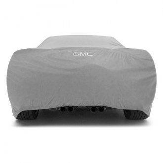 Coverking® - Embroidery GMC Logo