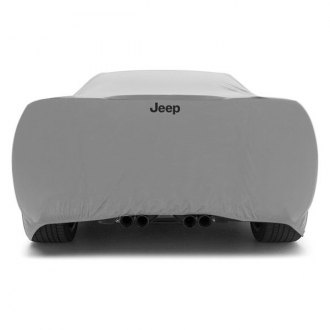 Coverking® - Silkscreen Jeep Logo