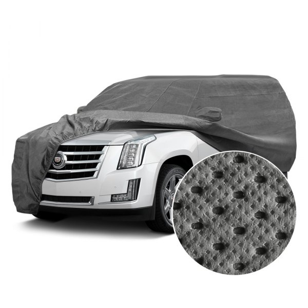 Coverking® - Mosom Plus ™ Custom Gray Car Cover