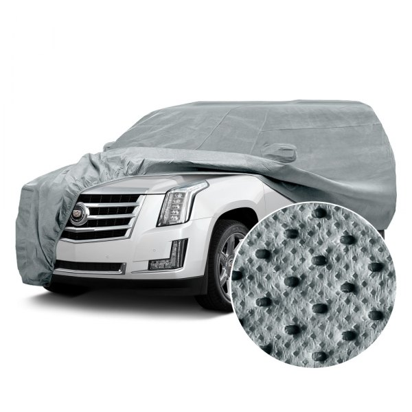 Coverking® - Mosom Plus™ Gray Custom Car Cover