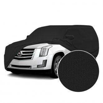 Coverking® - Satin Stretch™ Indoor Custom Black Car Cover