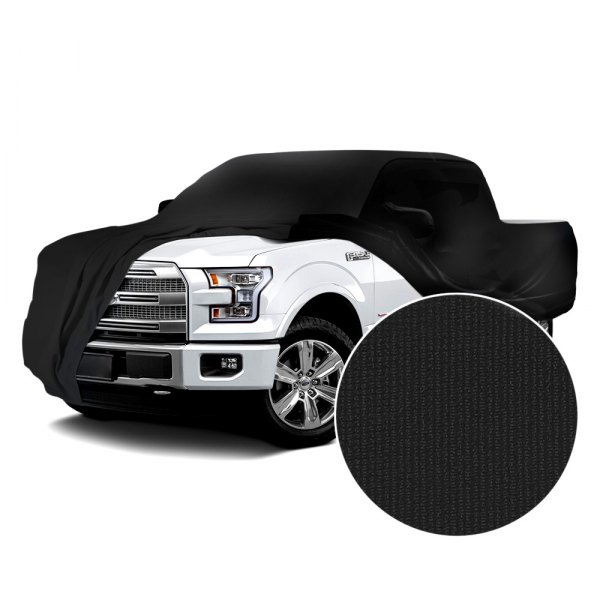 Coverking® - Satin Stretch™ Black Custom Car Cover