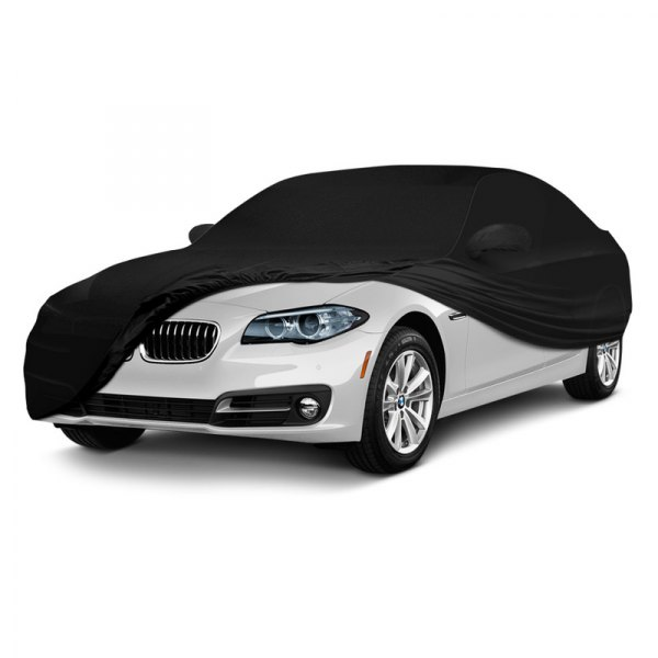 Coverking® - Satin Stretch ™ Custom Black Car Cover