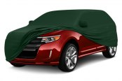 Coverking® - Satin Stretch ™ Custom British Green Car Cover