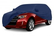 Coverking® - Satin Stretch ™ Custom Dark Blue Car Cover