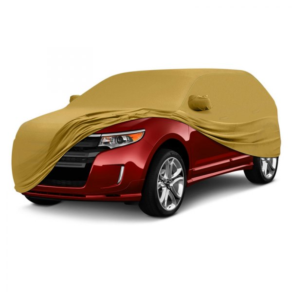 Coverking® - Satin Stretch ™ Custom Gold Car Cover