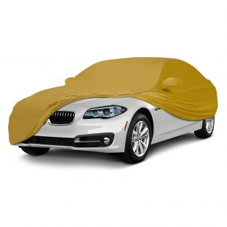 Coverking® - Satin Stretch™ Indoor Custom Gold Car Cover