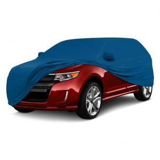Coverking® - Satin Stretch™ Indoor Custom Grabber Blue Car Cover