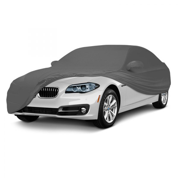 Coverking® - Satin Stretch ™ Custom Gray Car Cover