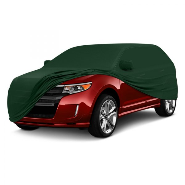 Coverking® - Satin Stretch ™ Custom Green Car Cover