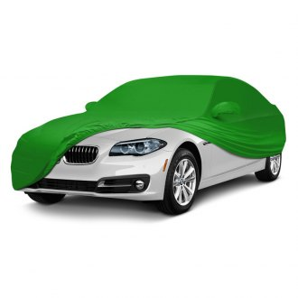 Coverking® - Satin Stretch™ Indoor Custom Synergy Green Car Cover