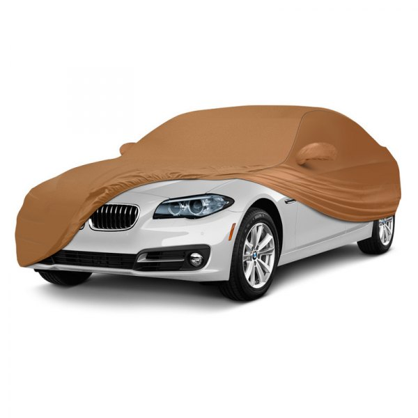 Coverking® - Satin Stretch ™ Custom Tan Car Cover