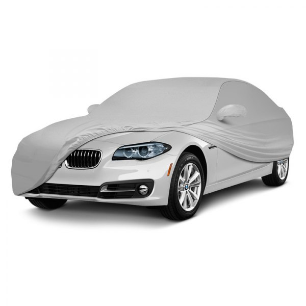 Coverking® - Satin Stretch ™ Custom White Car Cover