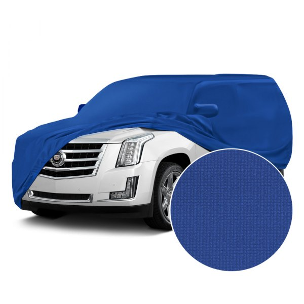 Coverking® - Satin Stretch™ Grabber Blue Custom Car Cover