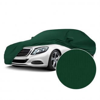 Coverking® - Satin Stretch™ Indoor Green Custom Car Cover