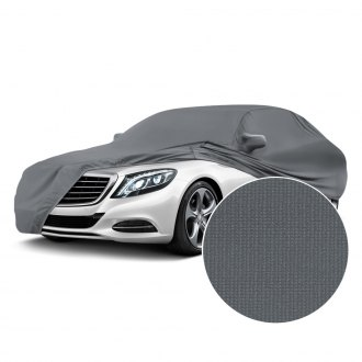 Coverking® - Satin Stretch™ Indoor Metallic Gray Custom Car Cover