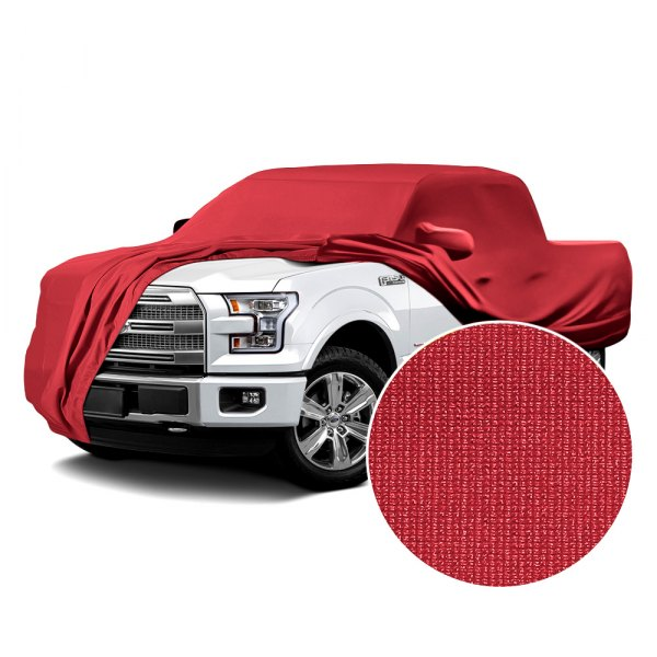 Coverking® - Satin Stretch™ Red Custom Car Cover